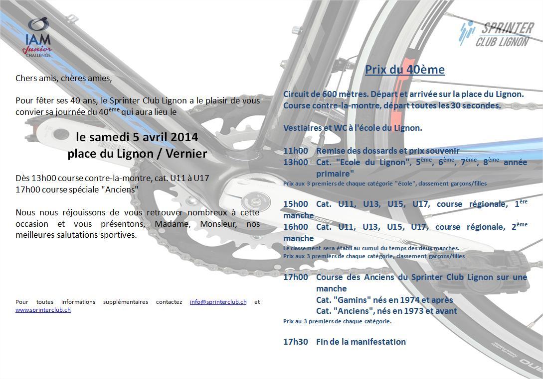 40ans programme