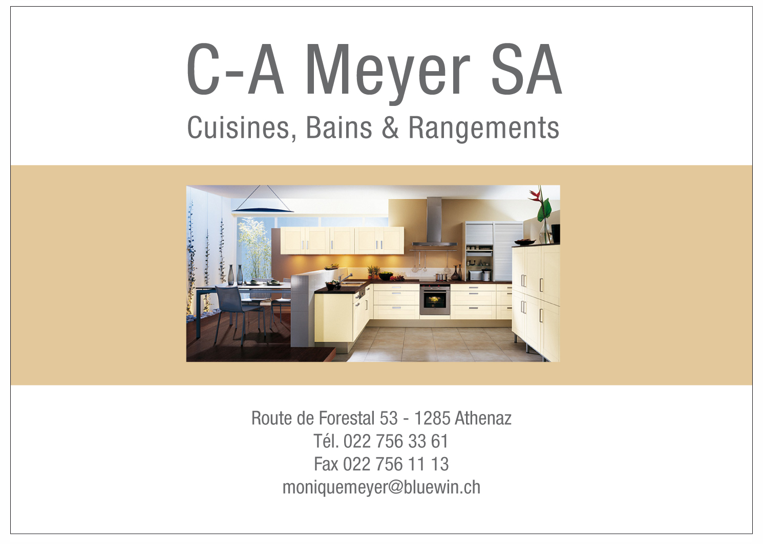 annonce meyer